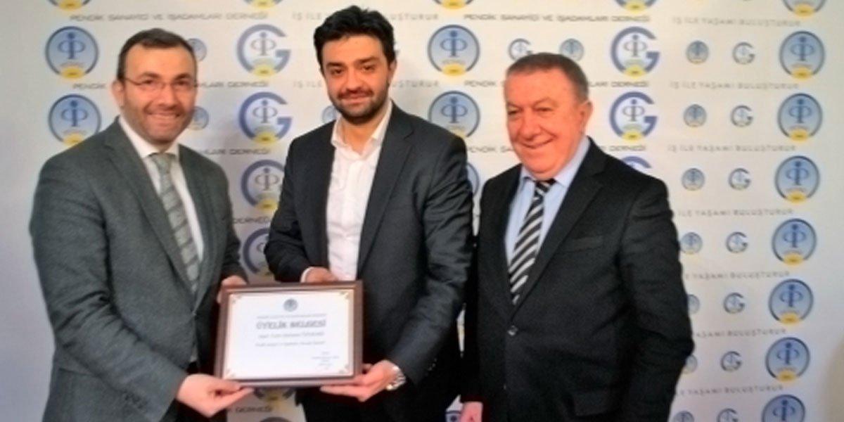 Yeni Üyemiz Fatih Mehmet ÖZDEMİR-0