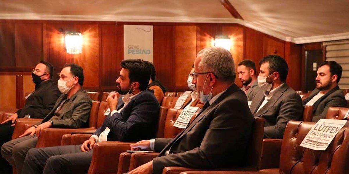 PESİAD ve Genç PESİAD Yönetim Kurulu Üyelerimizle Bir Araya Gelerek Hasbihal Ettik-3