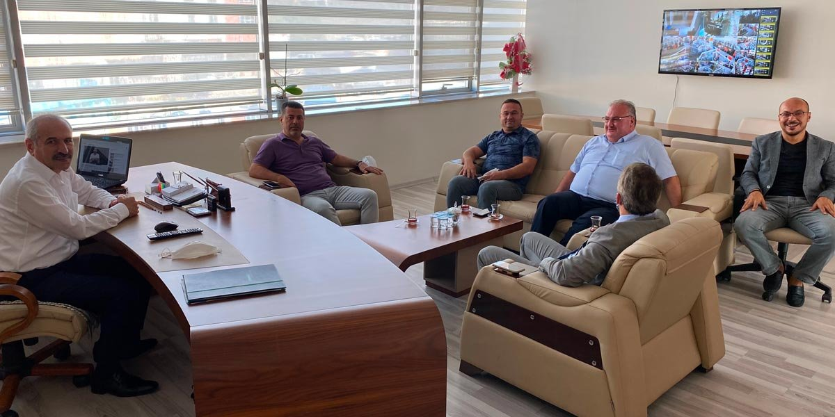 PESİAD Olarak Pendik Nüfus Müdürü Recep Sefi yi Ziyaret Ettik-1