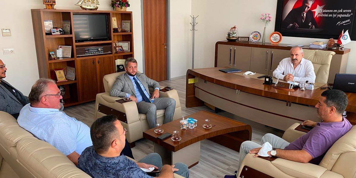 PESİAD Olarak Pendik Nüfus Müdürü Recep Sefi yi Ziyaret Ettik-0
