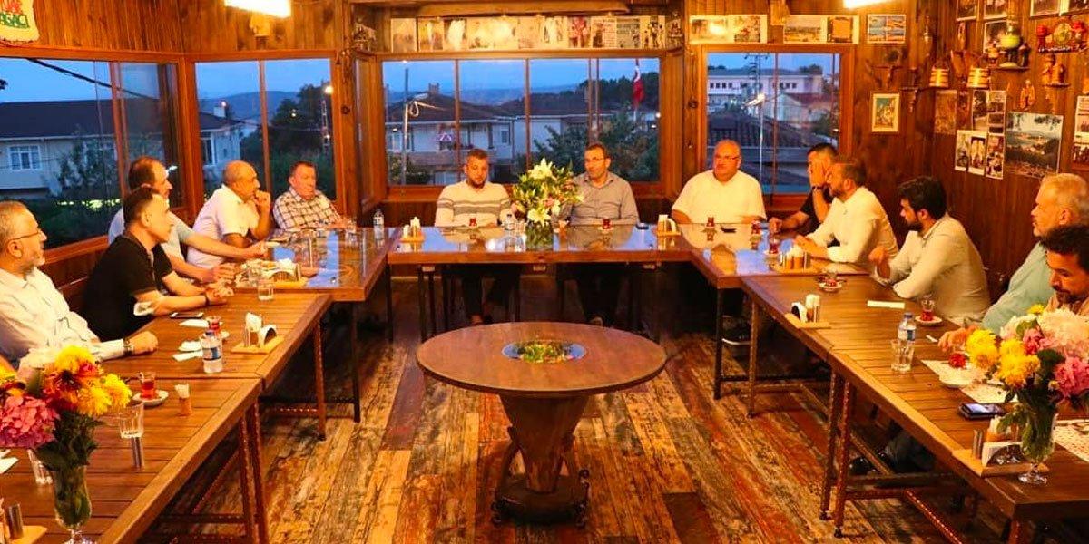 PESİAD ın faaliyetleri Hakkında İstişare Toplantımız-1