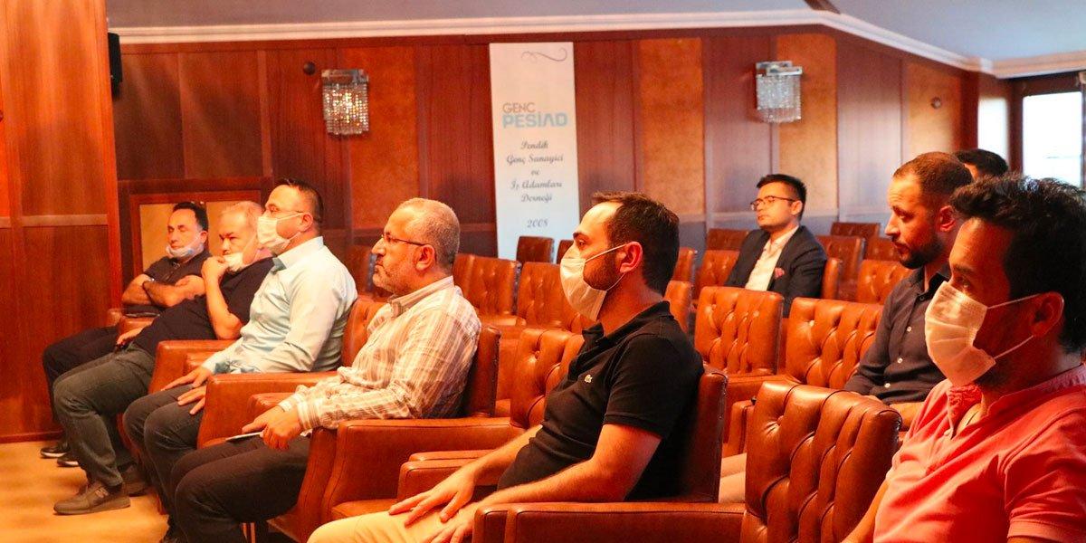 PESİAD ve Genç PESİAD Olarak Haftalık Olağan Yönetim Kurulu Toplantımız-1