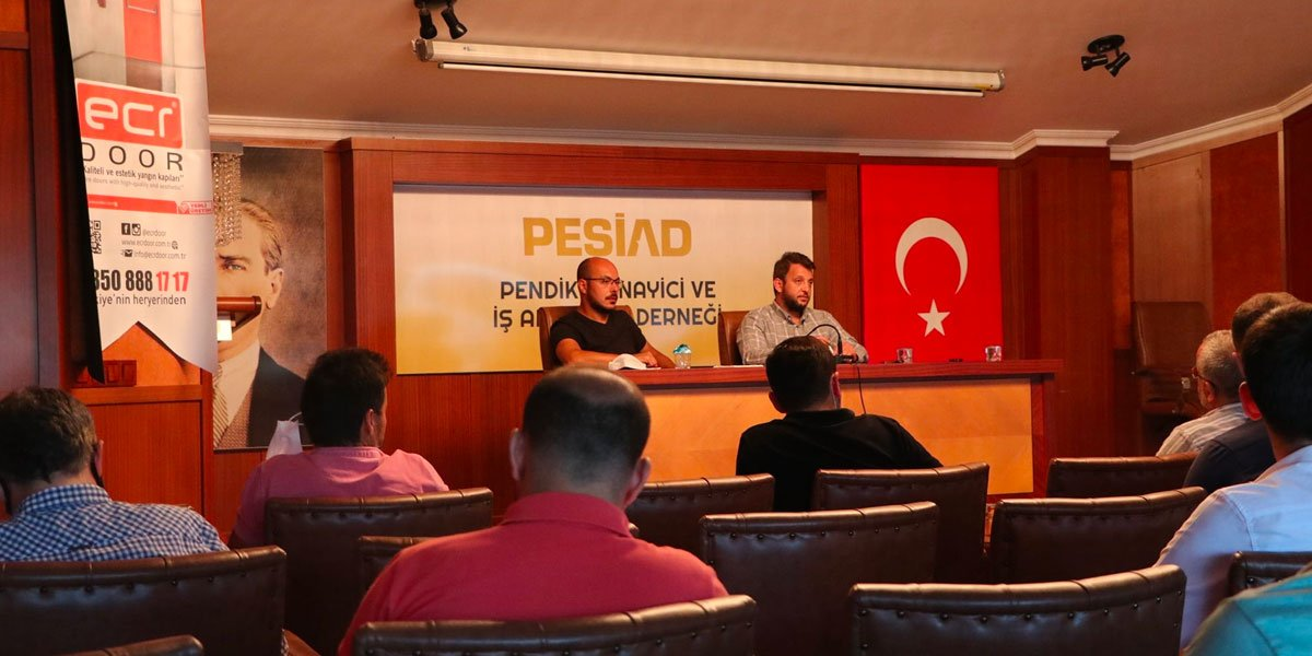 PESİAD ve Genç PESİAD Olarak Haftalık Olağan Yönetim Kurulu Toplantımız-3