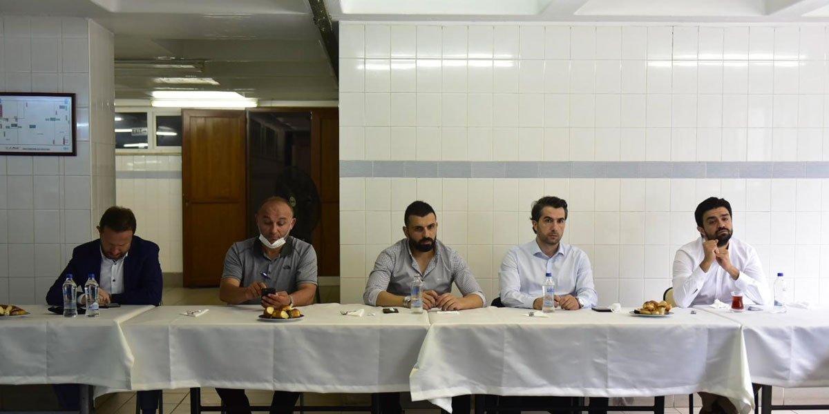 Kurtköy Bölgesi Sanayi Sektörü Yöneticileri İle Bir Araya Geldik-5