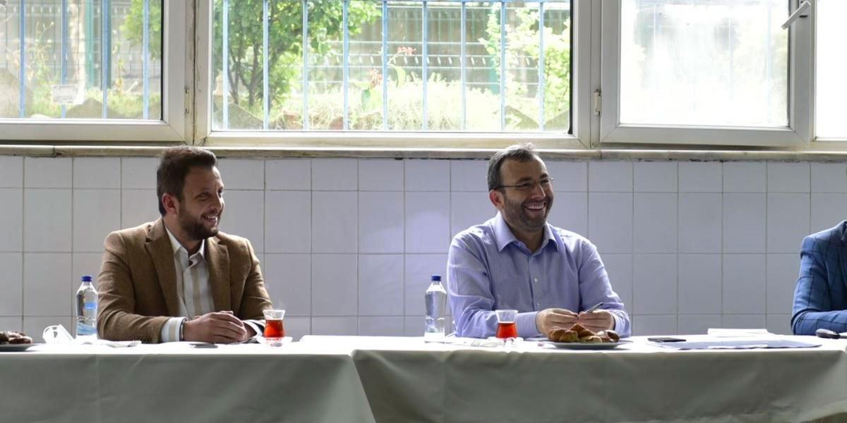 Kurtköy Bölgesi Sanayi Sektörü Yöneticileri İle Bir Araya Geldik-2