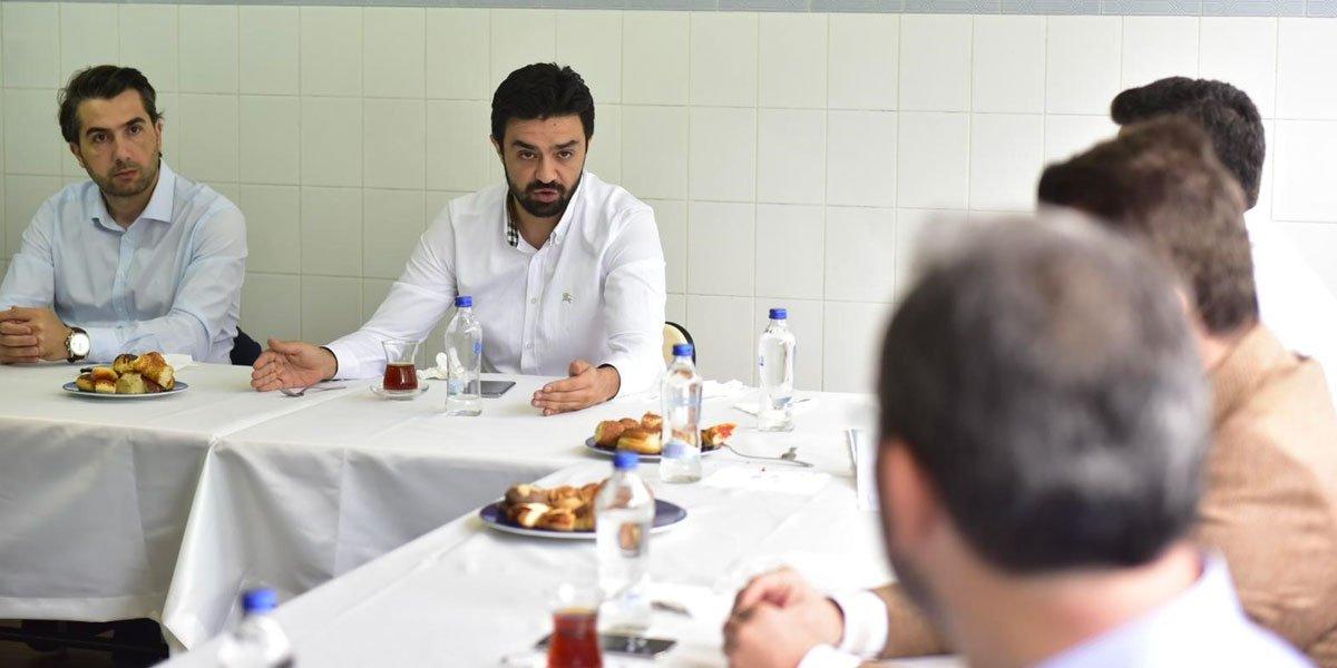 Kurtköy Bölgesi Sanayi Sektörü Yöneticileri İle Bir Araya Geldik-6