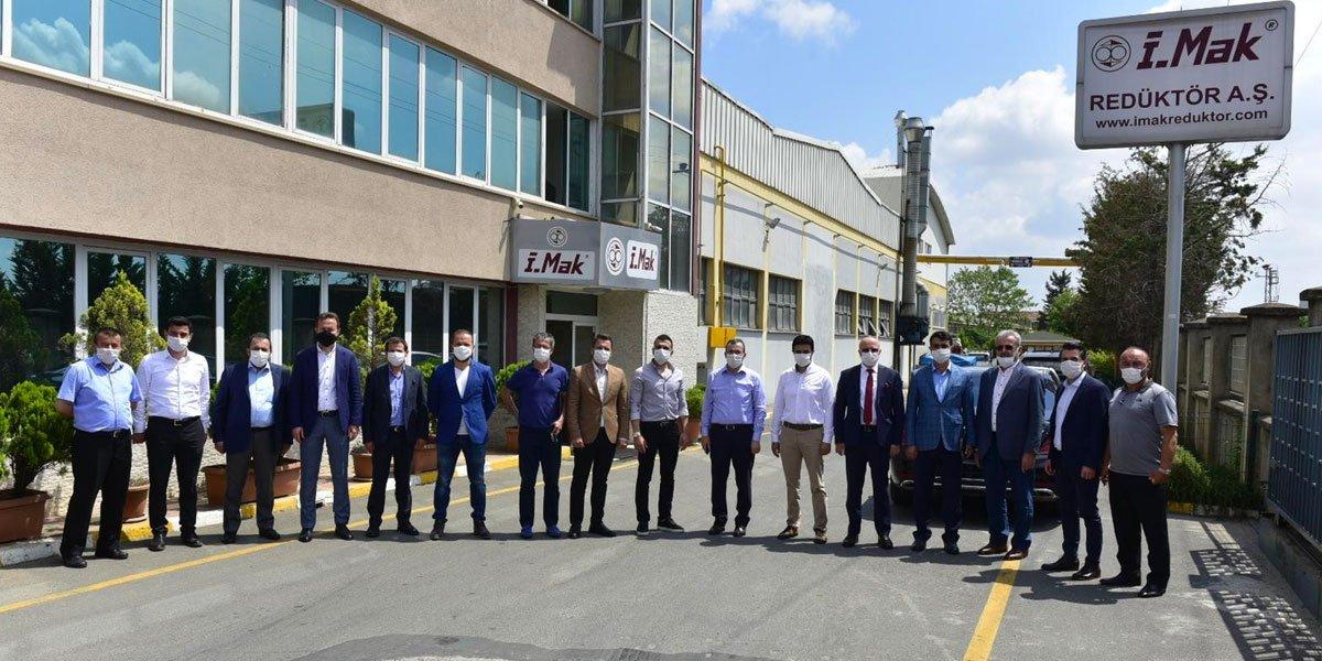 Kurtköy Bölgesi Sanayi Sektörü Yöneticileri İle Bir Araya Geldik-0
