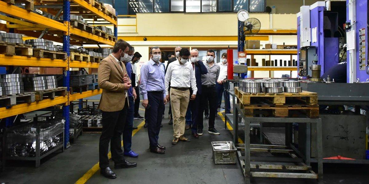 Kurtköy Bölgesi Sanayi Sektörü Yöneticileri İle Bir Araya Geldik-8