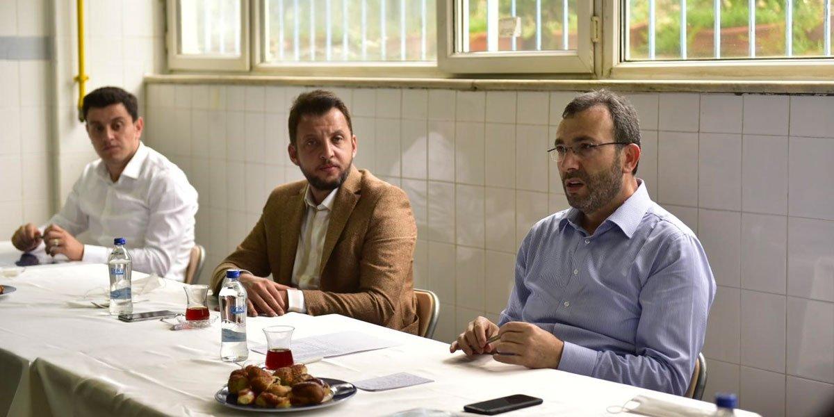Kurtköy Bölgesi Sanayi Sektörü Yöneticileri İle Bir Araya Geldik-10