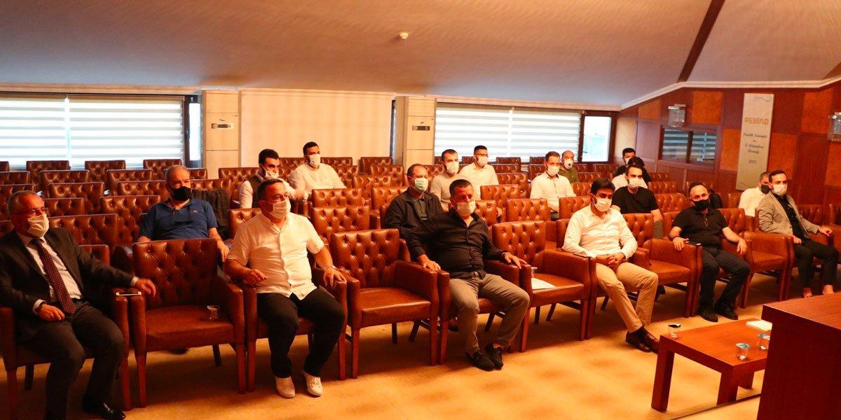 PESİAD ve Genç PESİAD Haftalık Olağan Yönetim Kurulu Toplantımızı Gerçekleştirdik-1