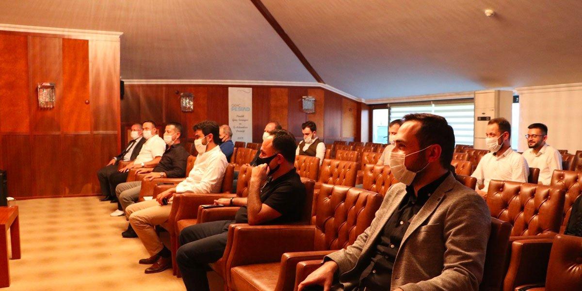 PESİAD ve Genç PESİAD Haftalık Olağan Yönetim Kurulu Toplantımızı Gerçekleştirdik-2