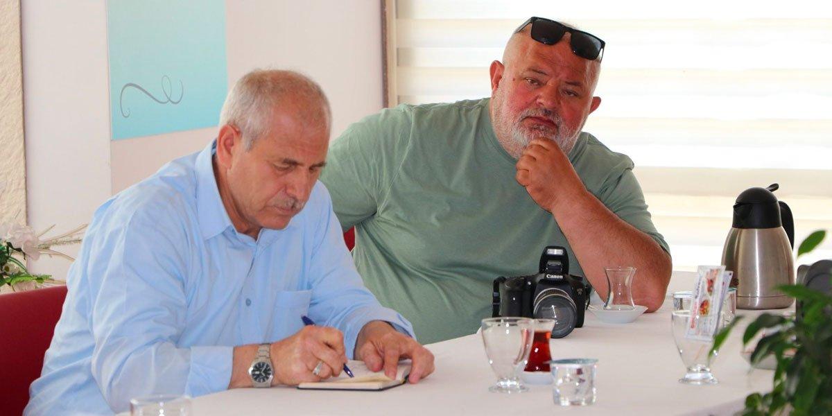 Pendik Yerel Basın Mensupları İle Kahvaltı Programında Bir Araya Geldik-5