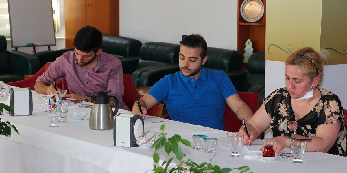 Pendik Yerel Basın Mensupları İle Kahvaltı Programında Bir Araya Geldik-8
