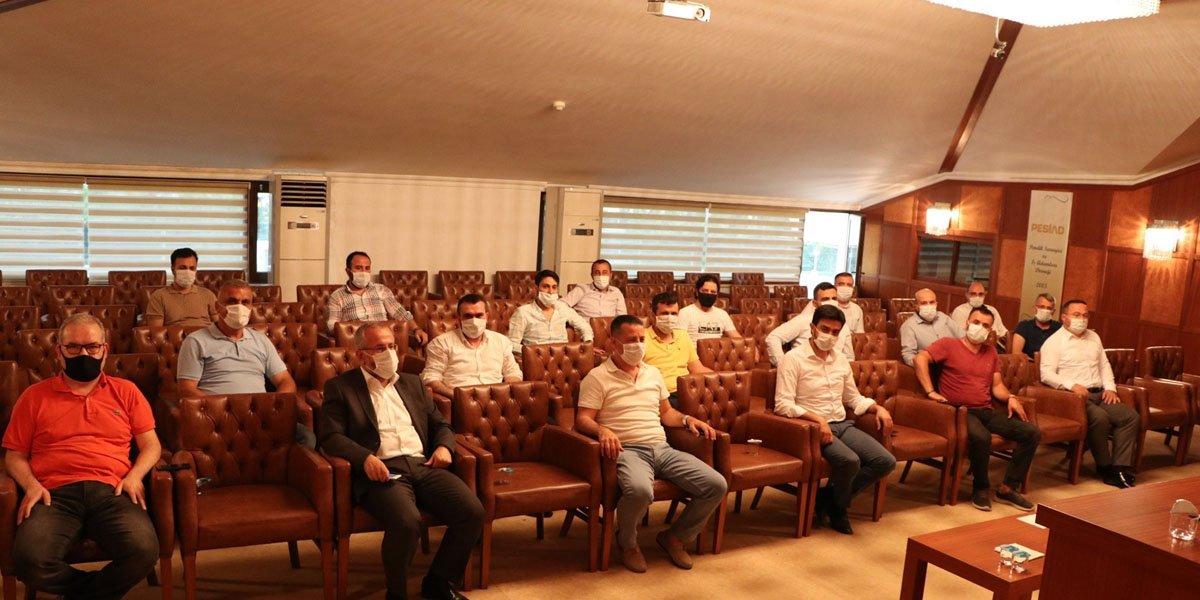 İnşaat Sektörü Toplantımız-1