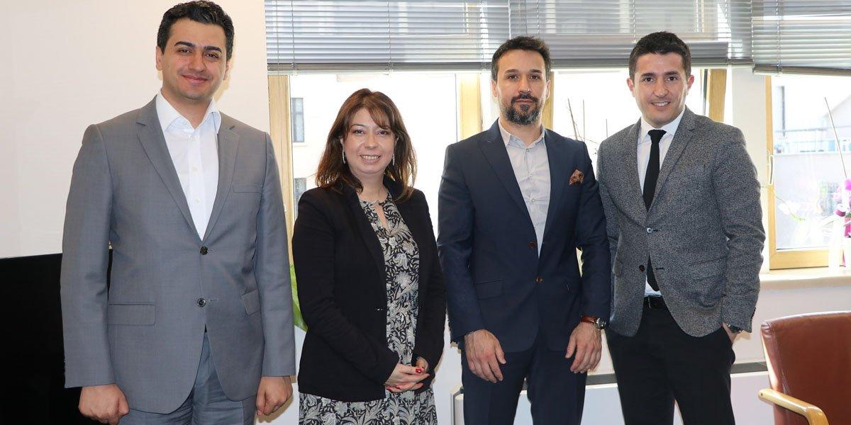 İTO, İSO VE BTM İle Görüşmeler Yaparak PESİAD İle Ortak Projeler Hakkında İstişarelerde Bulunduk-1
