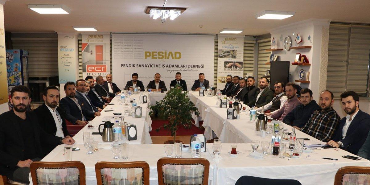 PESİAD ve Genç PESİAD Ortak Yönetim Kurulu Toplantımızı Gerçekleştirdik-1
