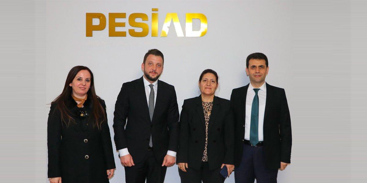 Pendik SGK Müdürü Gülay Toker, Pendik İŞKUR Müdürü Aziz Doğan ve Serap Dilaver Derneğimizi Ziyaret Ettiler-0
