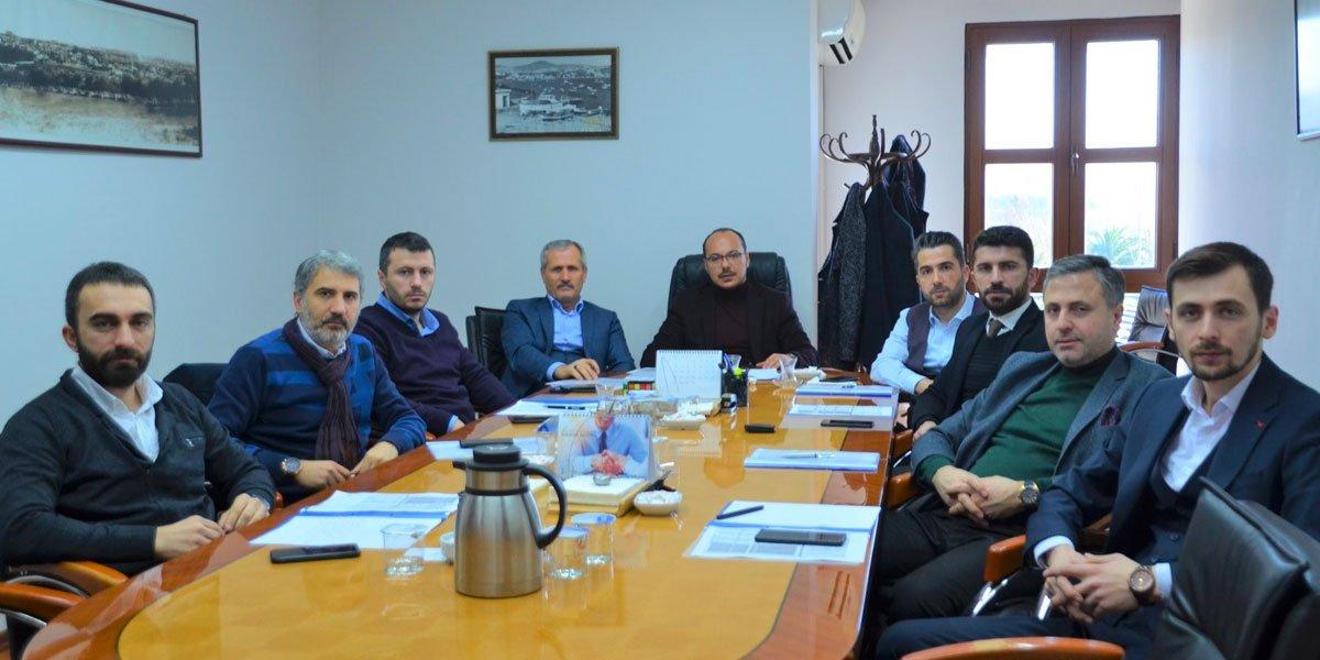 PESİAD Sektörler Kurulu Yılın İlk Toplantısını Gerçekleştirdi-0