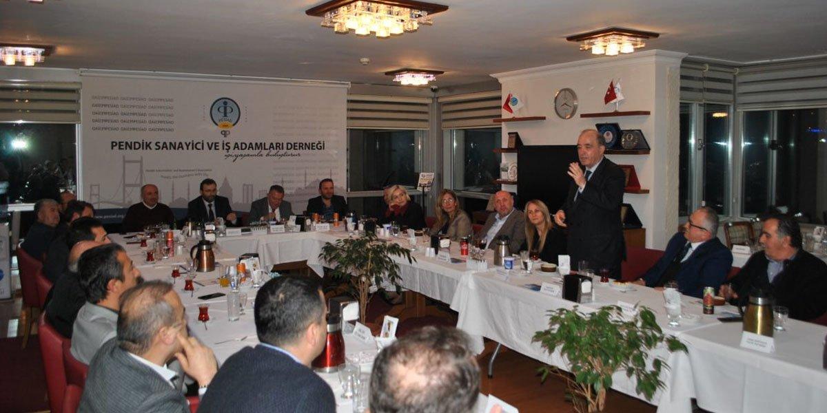 Üyelerle Buluşma Toplantısı-4