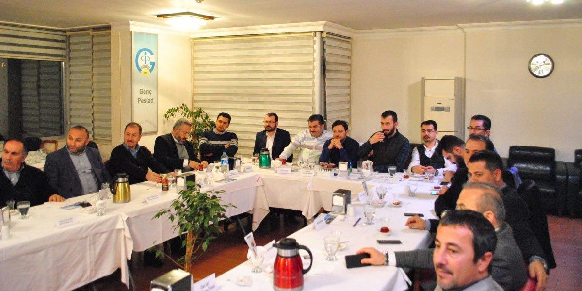 Üyelerle Buluşma Toplantısı-5