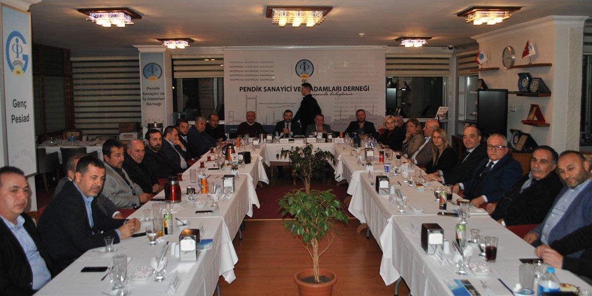 Üyelerle Buluşma Toplantısı-6