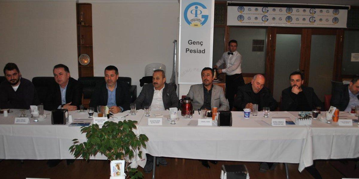 Üyelerle Buluşma Toplantısı-7
