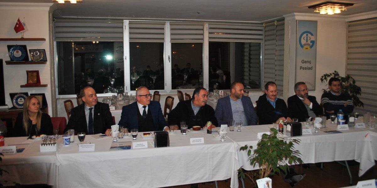 Üyelerle Buluşma Toplantısı-8