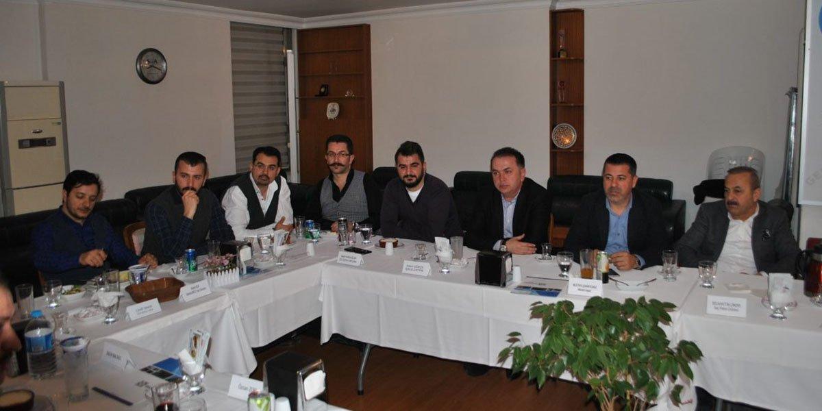 Üyelerle Buluşma Toplantısı-9