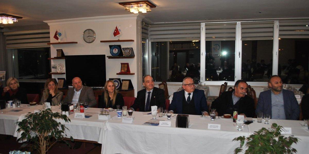Üyelerle Buluşma Toplantısı-11