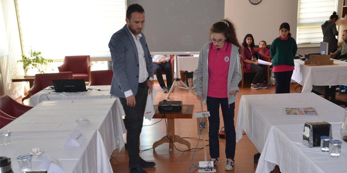 Pendikli Gençler İcat Çıkartıyor Proje Sunumları-3