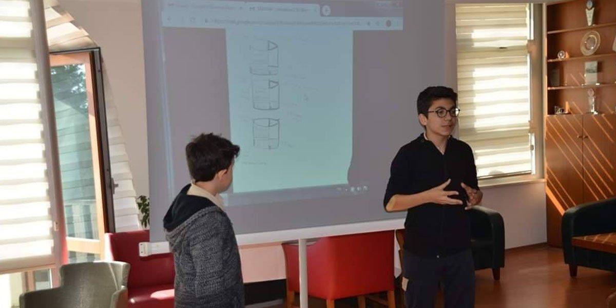 Pendikli Gençler İcat Çıkartıyor Proje Sunumları-5