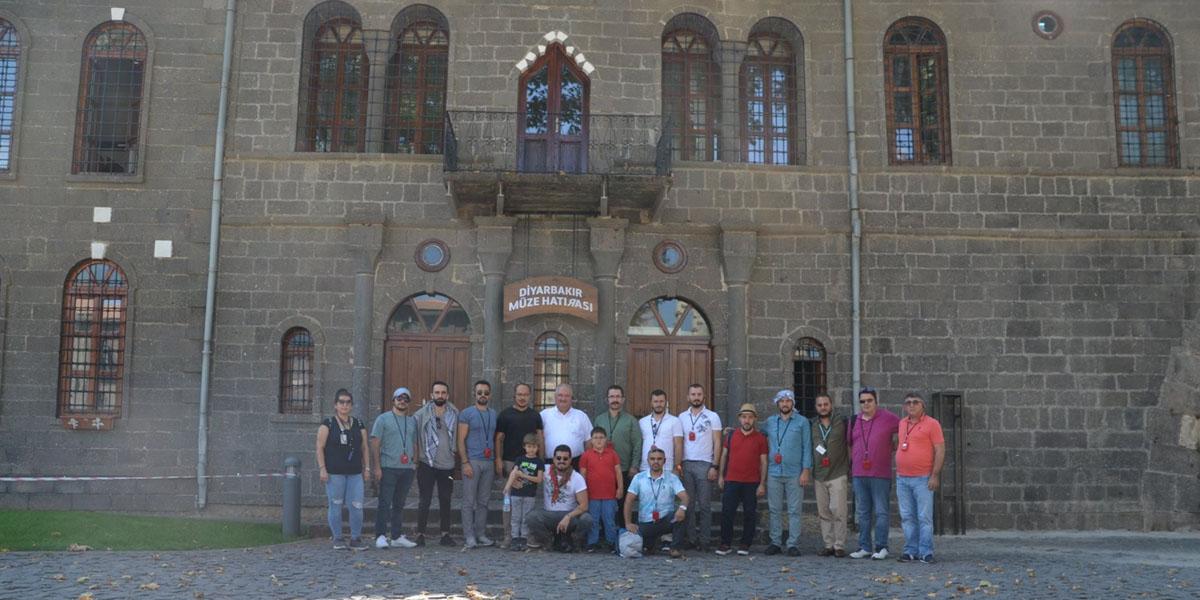 Mardin - Diyarbakır Kültürel Gezimiz
