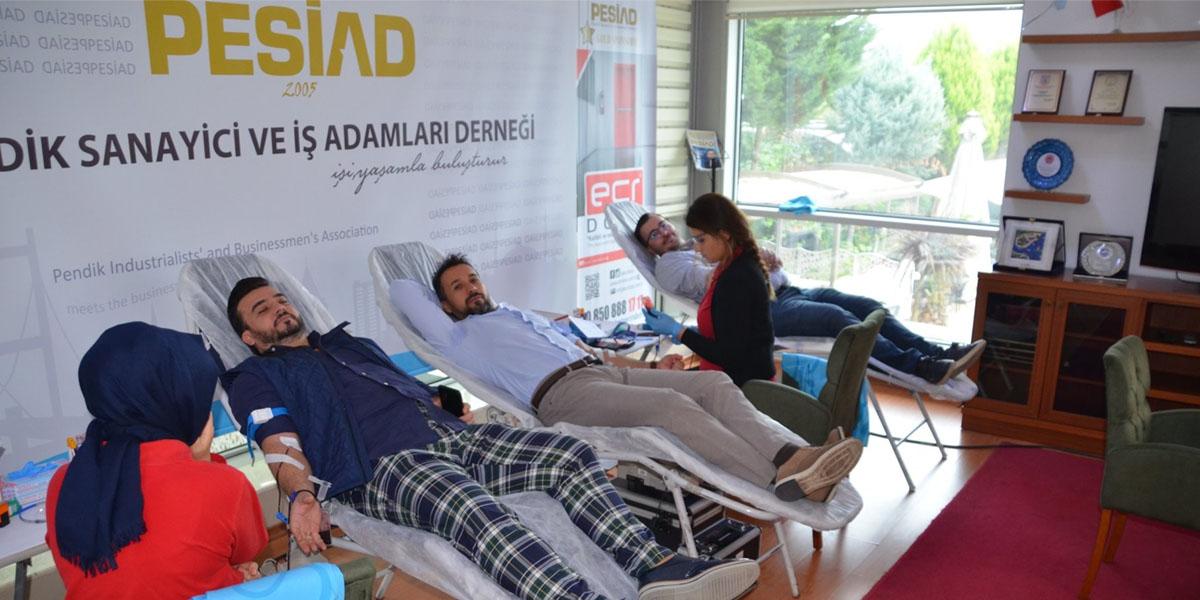 Kızılay Kan Bağış Kampanyamız