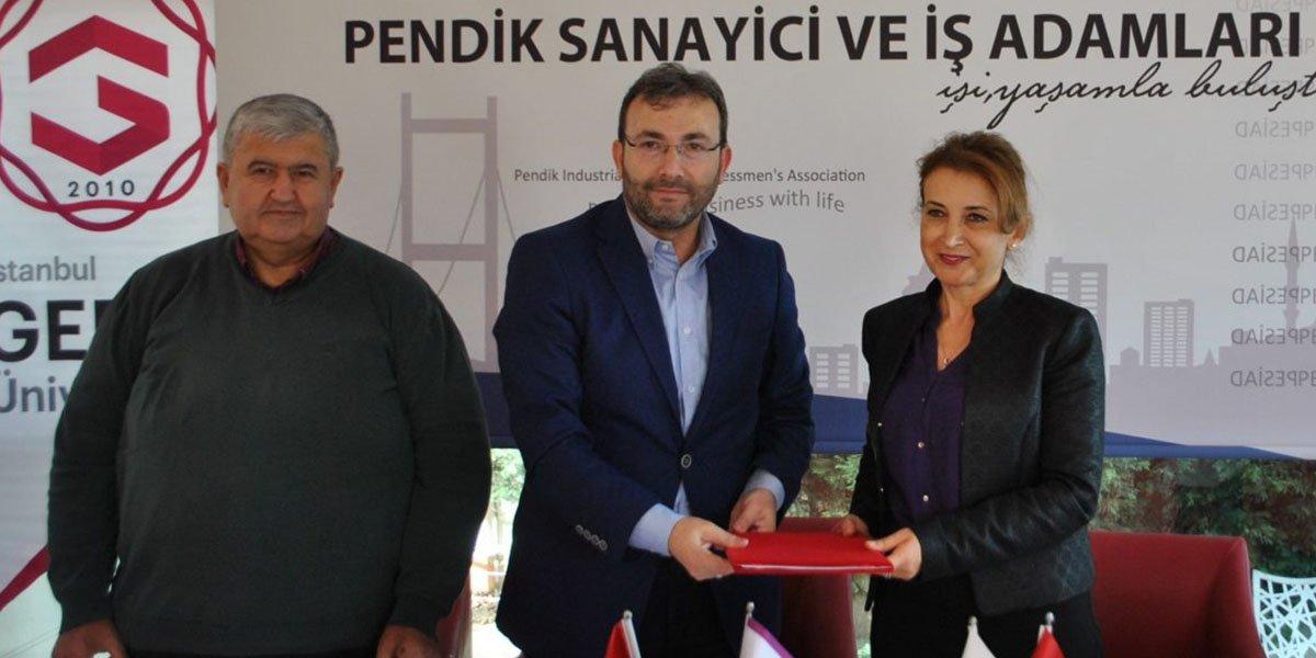 PESİAD ile Gedik Üniversitesi Protokol İmzaladı-2