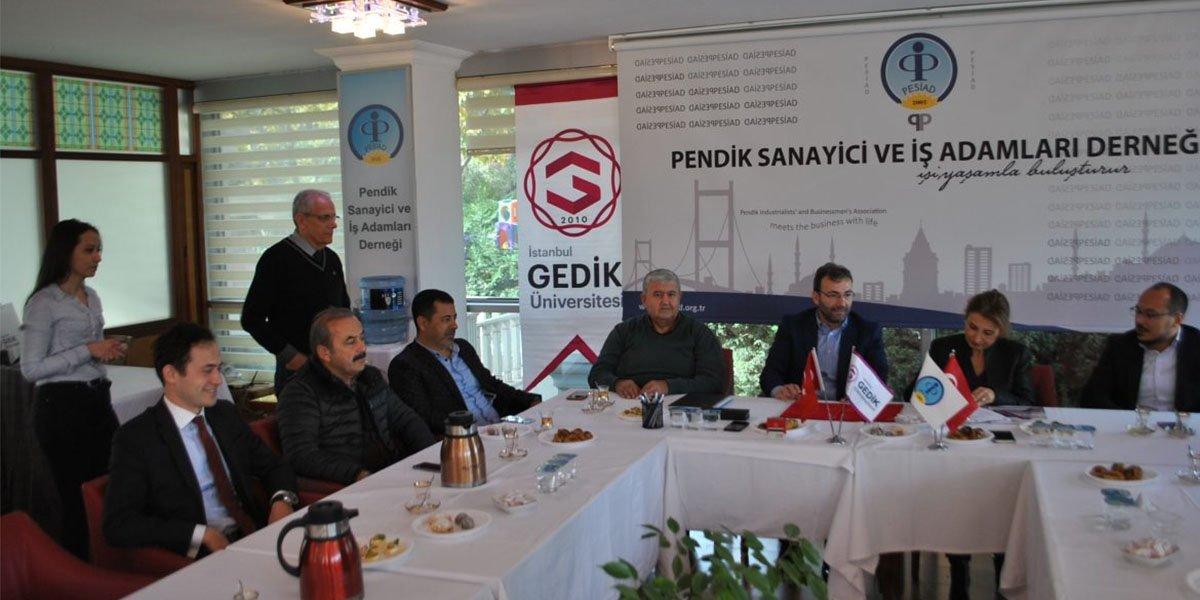 PESİAD ile Gedik Üniversitesi Protokol İmzaladı-1