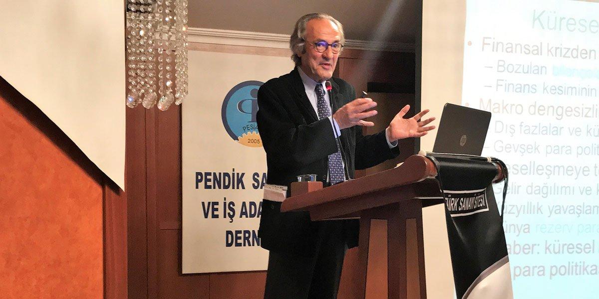 Prof. Dr. Asaf Savaş Akat PESİAD'ta-0