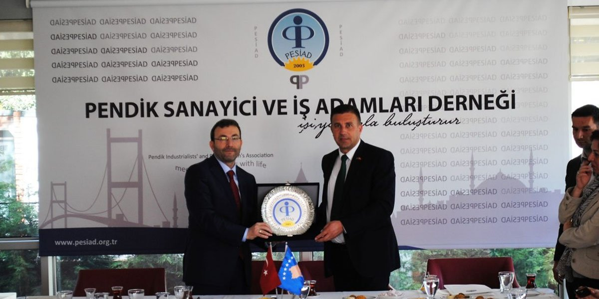 Kosova Devlet Bakanı Rasim Demiri' den PESİAD'a ziyaret…-0