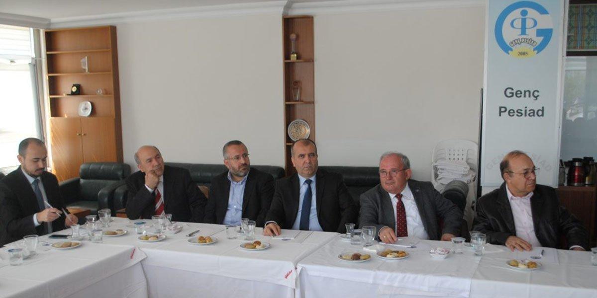 Kosova Devlet Bakanı Rasim Demiri' den PESİAD'a ziyaret…-3