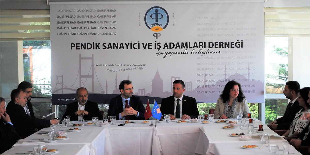 Kosova Devlet Bakanı Rasim Demiri' den PESİAD'a ziyaret…-4