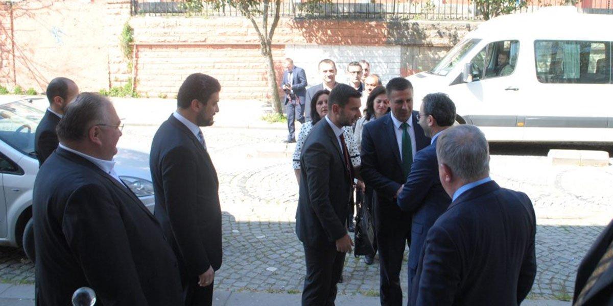 Kosova Devlet Bakanı Rasim Demiri' den PESİAD'a ziyaret…-7