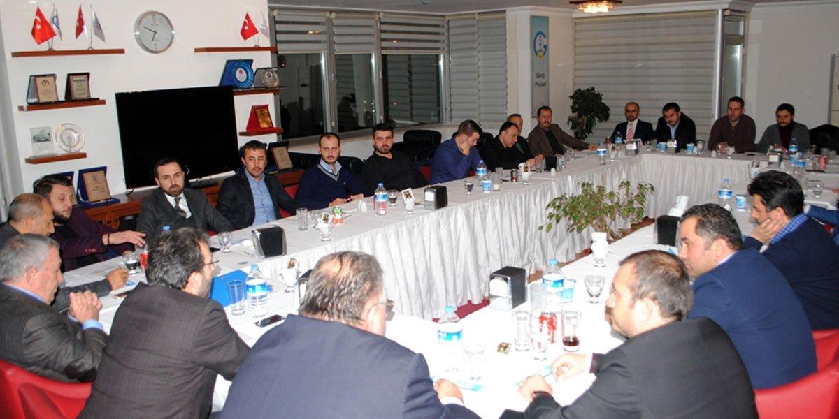PESİAD Komisyonları Tanışma Toplantısı-0