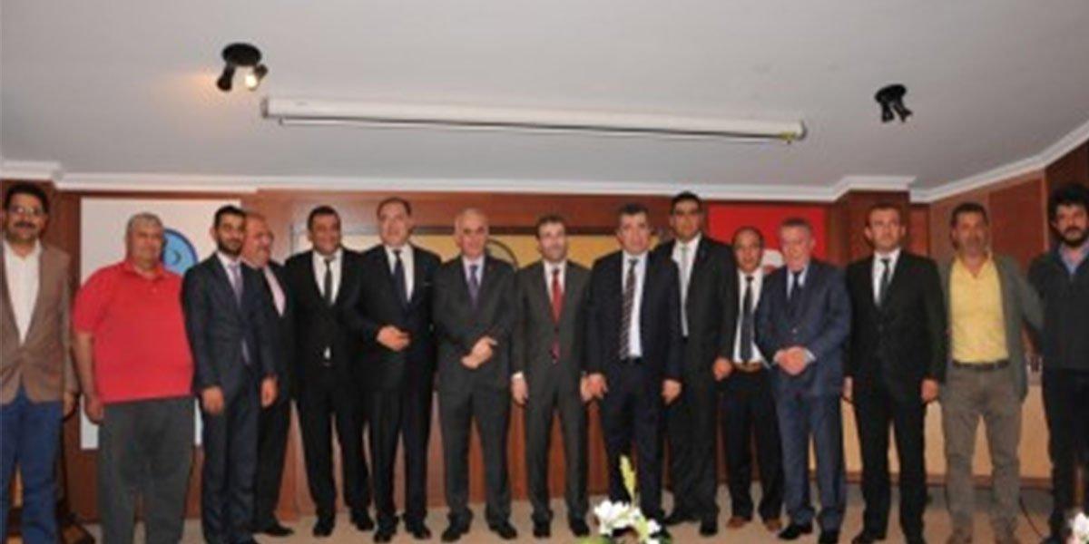 İstanbul 1.Bölge Milletvekili Adayları Üyelerimizle Buluştu-2