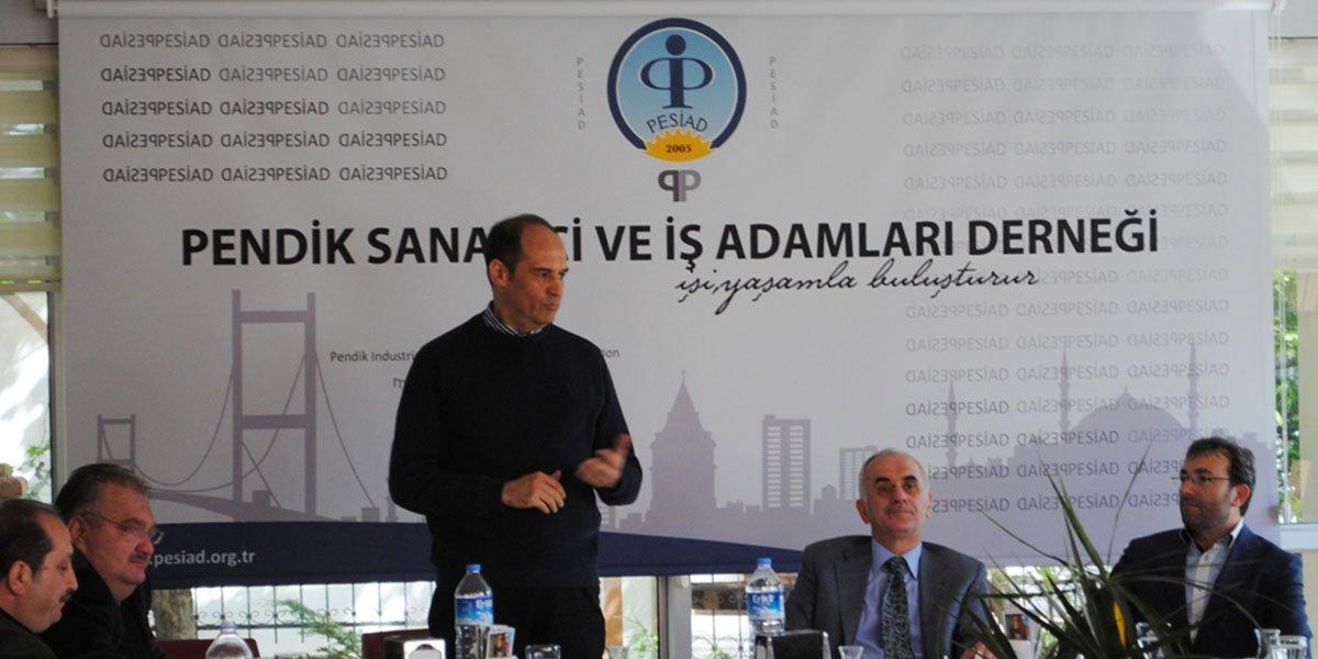 Ev sahipliğini Mehmet Oğuz'un yaptığı Gelenekselleşen Onur Kurulu Kahvaltısı-0