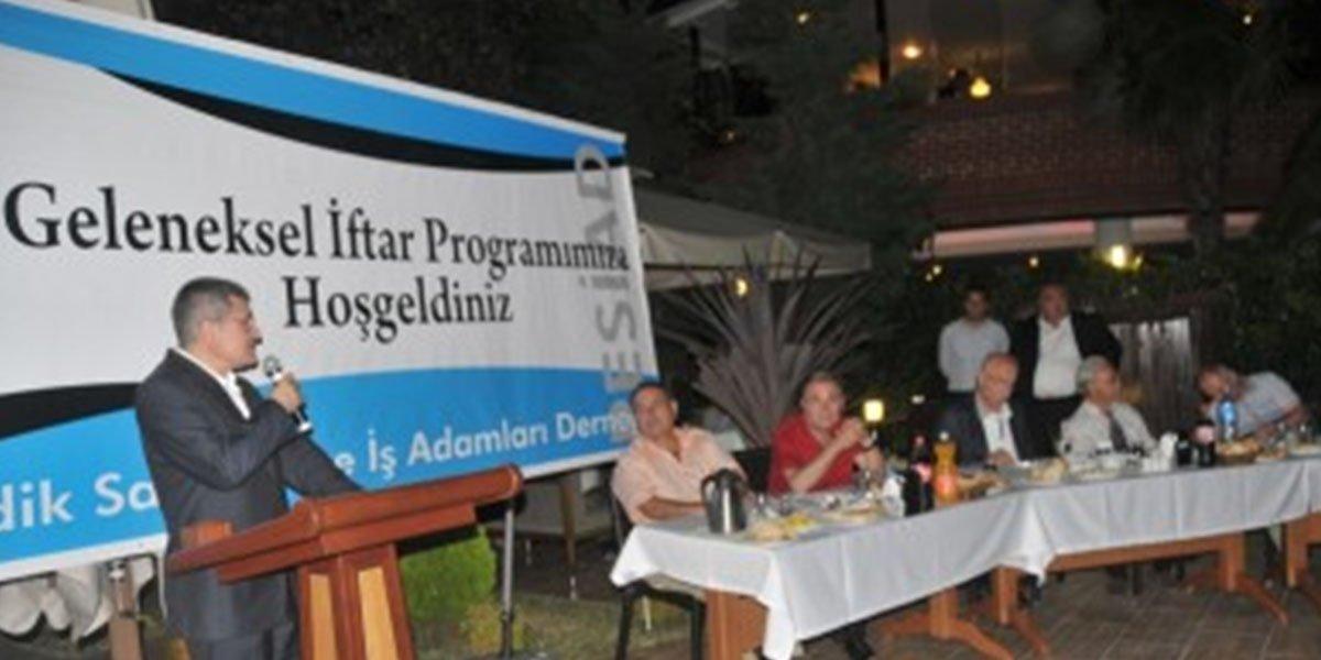 Geleneksel İftar Programı 2013-2