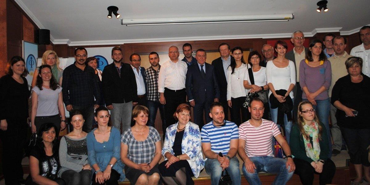 Dış Heyet Ziyareti: Zagrep Üniversitesi-0