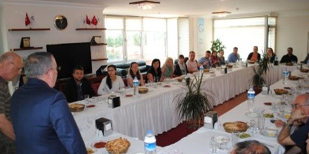 Dış Heyet Ziyareti: Zagrep Üniversitesi-2
