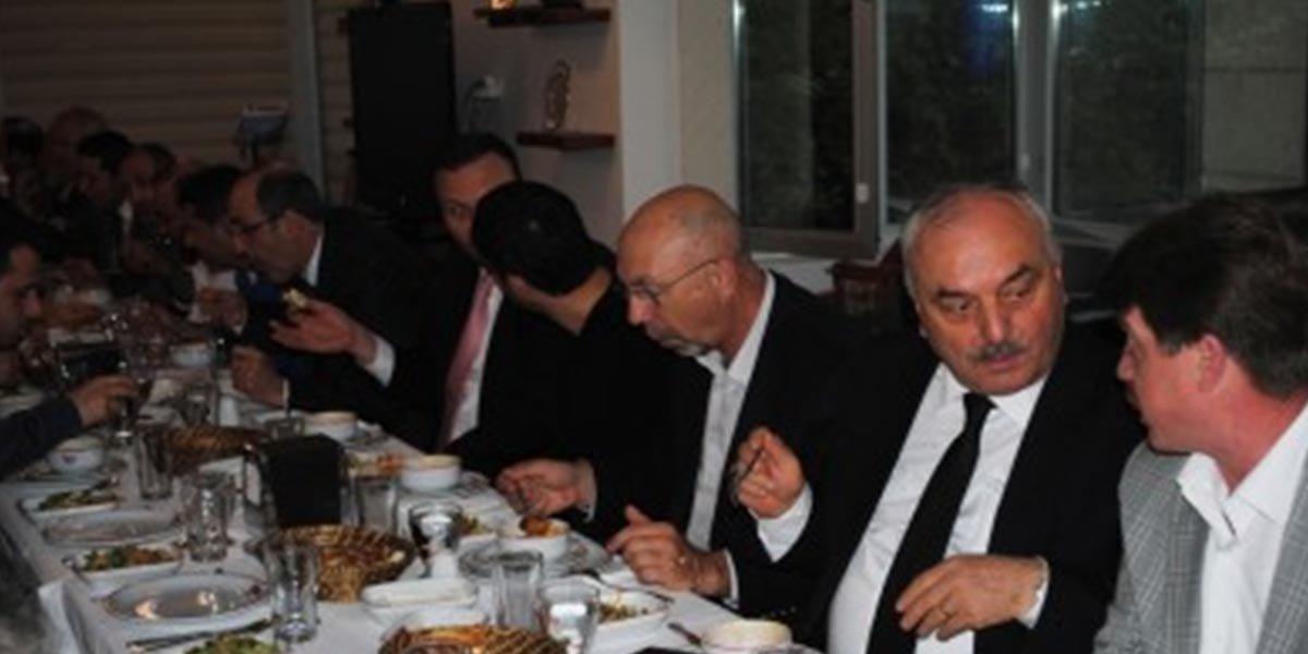 İnşaat Komisyonu Yemeği-2