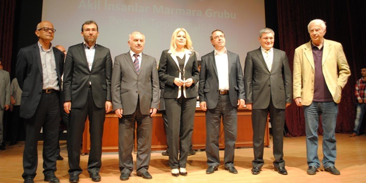 Akil İnsanlar Marmara Bölgesi Toplantısı-0