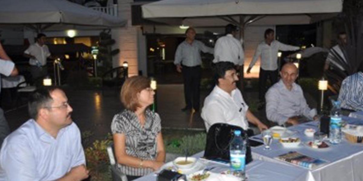Geleneksel İftar Programı 2012-3