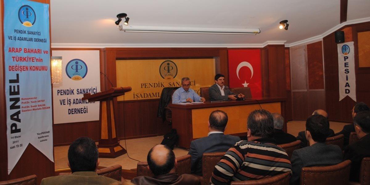 Arap Baharı ve Türkiye'nin Değişen Konumu-2